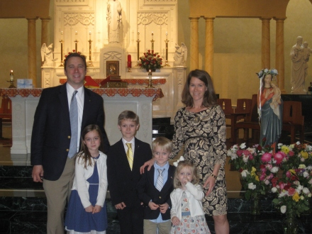1st Holy Communion 2013 002