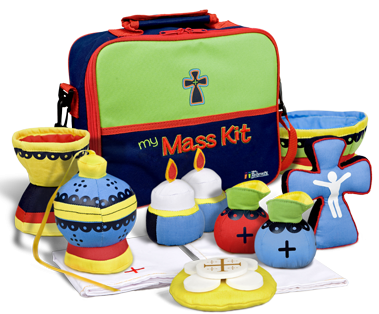 Wee Believers My Mass Kit