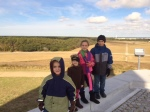 Wright Brothers' Memorial:  Site of the First Flight