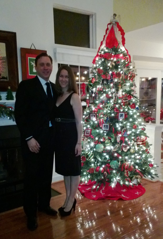 Christmas Party at the Donovan's